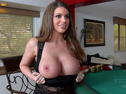 Brooklyn Chase seducing her dad's friend