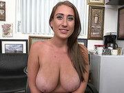 Skyler Luv shows us her fantastic boobs